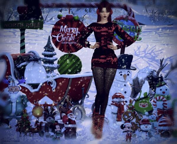 Christmas Decor from Jenni Sims