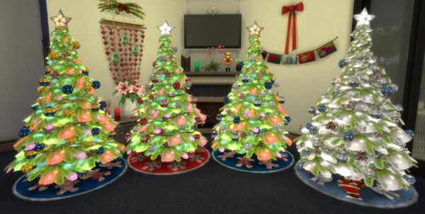 Christmas Tree 2020 by Wykkyd from Mod The Sims