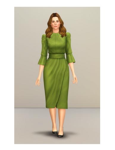 Duchess Of Dress VIII from Rusty Nail