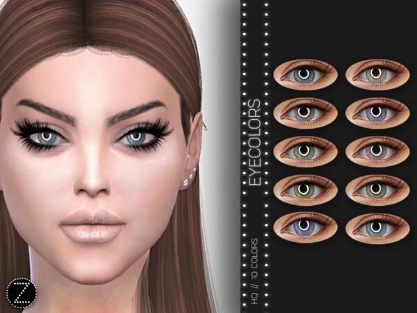 Eyes Z02 by  ZENX from TSR