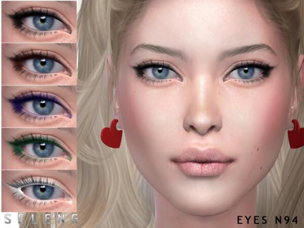 Eyeliner N94 by Seleng from TSR