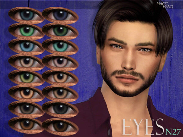 Eyes N27 by MagicHand from TSR