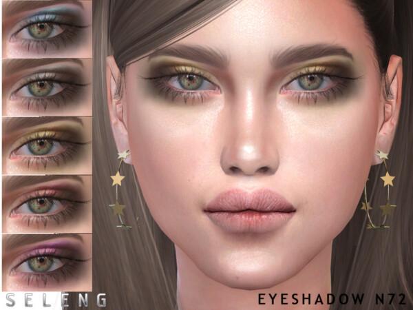 Eyeshadow N72 by Seleng from TSR