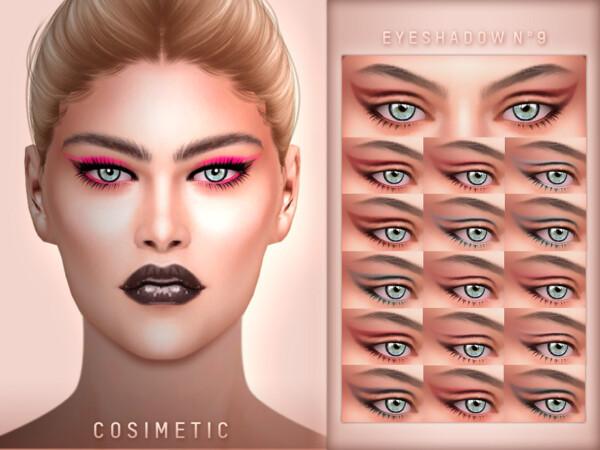 Eyeshadow N9 by cosimetic from TSR