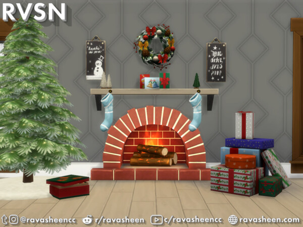 Feel The Burn Fireplace Inserts by RAVASHEEN from TSR