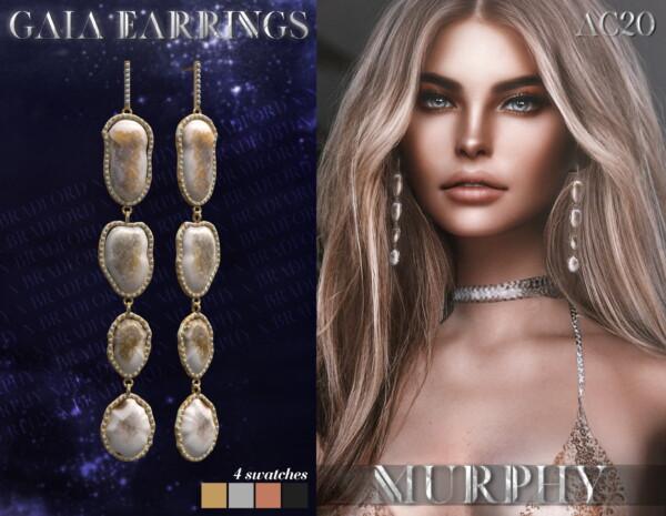 Gaia Earrings from Murphy