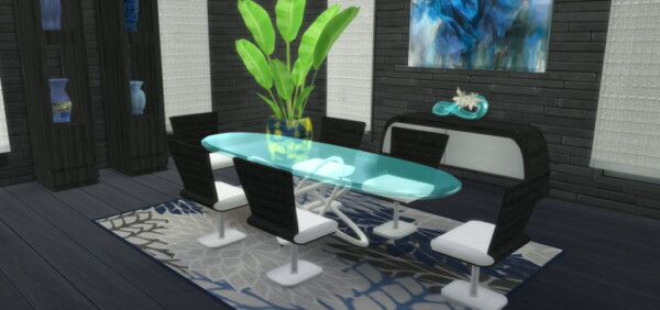 Georgio Dining room from Lizzy Sims