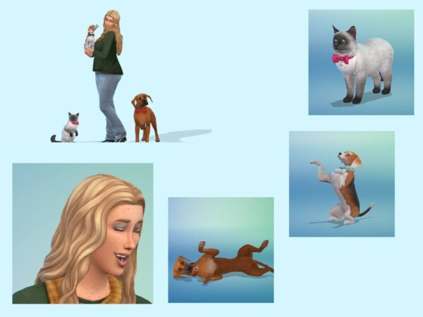 Hedwig the Healer from KyriaTs Sims 4 World