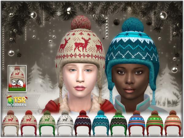 Holiday Wonderland   Kids Winter Hat by BAkalia from TSR