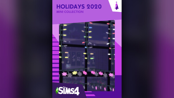 Holidays 2020   A very industrial Christmas by littledica from Mod The Sims