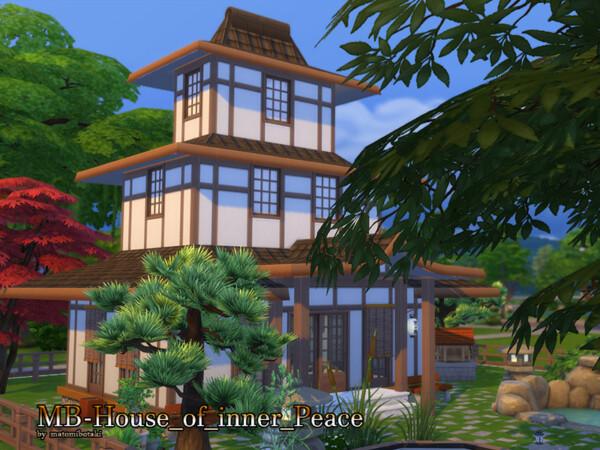 House of Inner Peace by matomibotaki from TSR