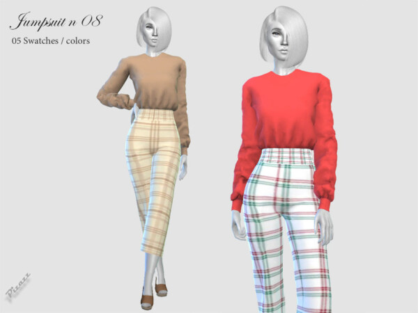 Jumpsuit N08 by pizazz from TSR