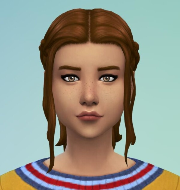 Justine Pyra from Studio Sims Creation