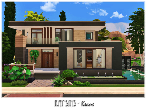 Keane House by Ray Sims from TSR