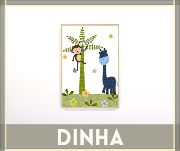 Kids Frame from Dinha Gamer