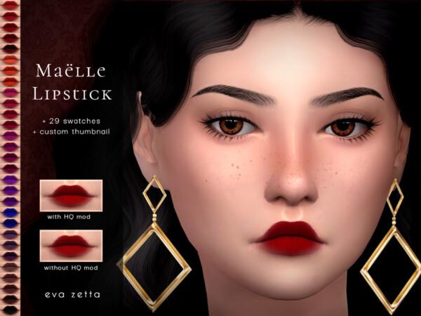 Maelle Lipstick  by Eva Zetta from TSR