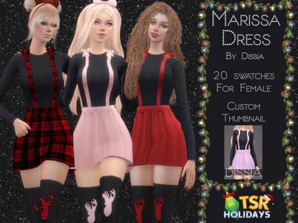 Marissa Dress by Dissia from TSR
