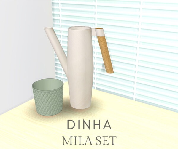 Mila Set from Dinha Gamer