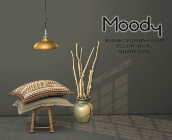 Moodie Collection from Leo 4 Sims