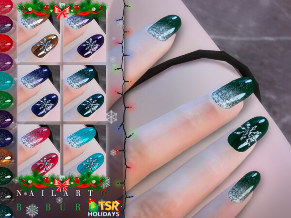 Nails 07 by Bobur from TSR