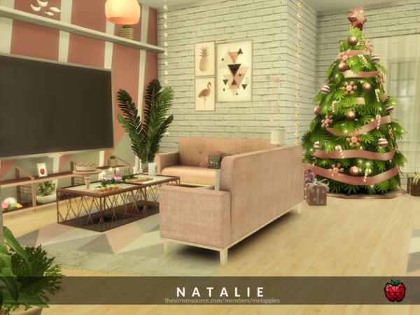 Natalie living room by melapples from TSR