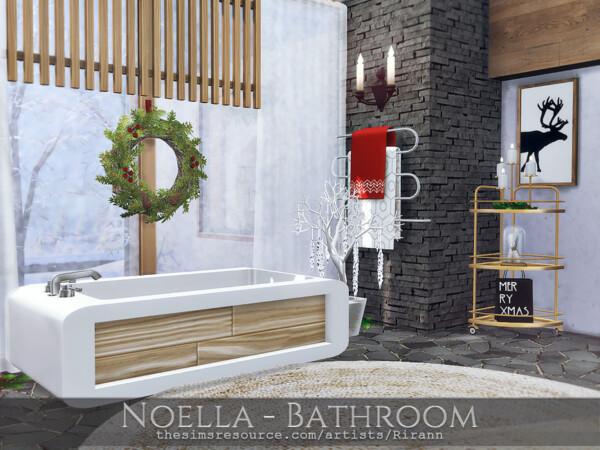 Noella Bathroom by Rirann from TSR
