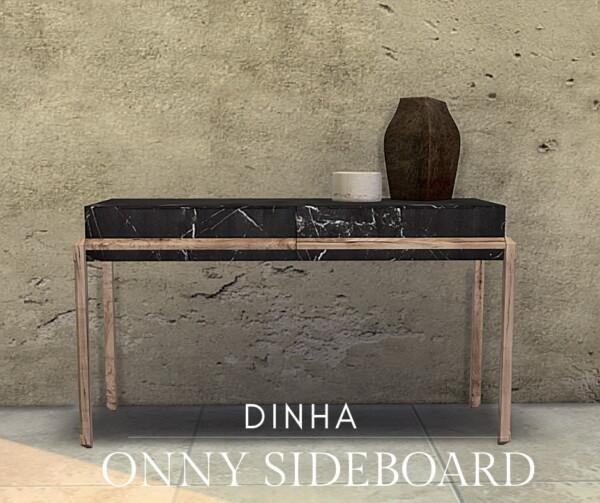 Onny Sideboard from Dinha Gamer