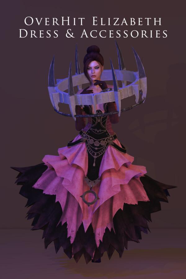 OverHit Elizabeth Set from Astya96