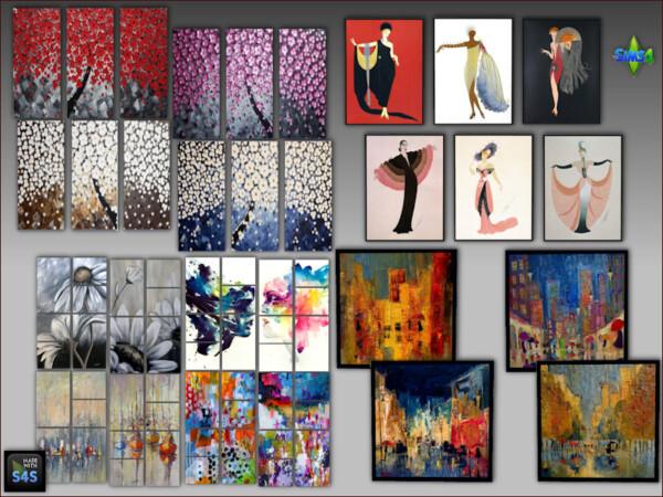 Painting Sets from Arte Della Vita