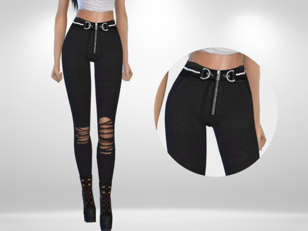 Quinn Pants by Puresim from TSR