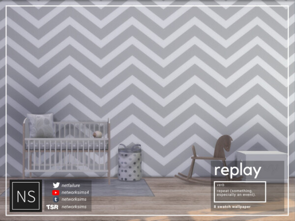 Replay Wallpaper by Networksims from TSR
