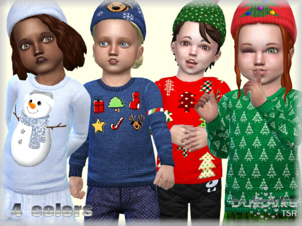 Sweater Christmas by bukovka from TSR
