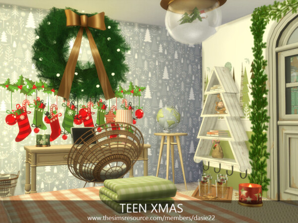 Teen XMAS by dasie2 from TSR
