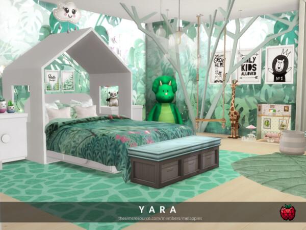 Yara  kidsroom by melapples from TSR