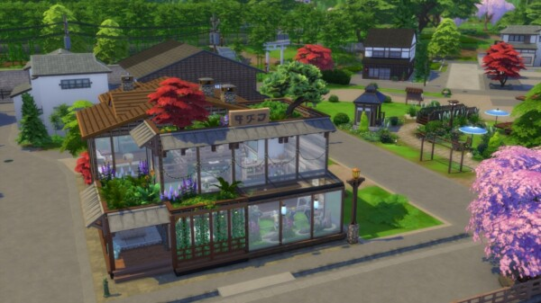 Magasin Yokoso from Sims Artists