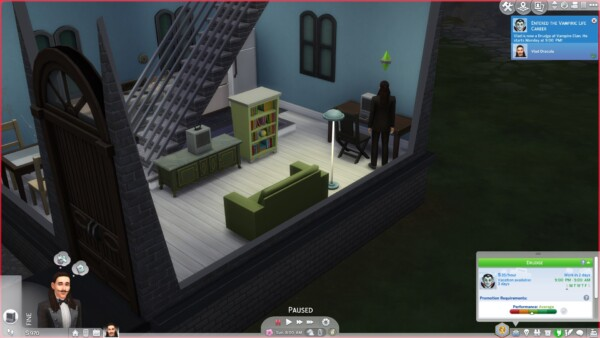 Vampire Life Career by RayBreeder7 from Mod The Sims