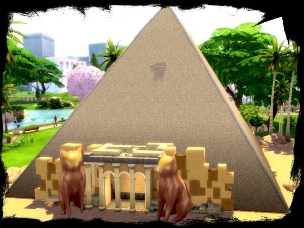 Giza Villa by GenkaiHaretsu from TSR