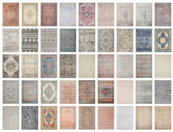 Magnolia Home Rugs from Simplistic