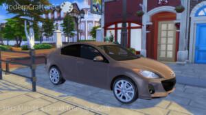 2012 Mazda 3 Grand Touring Sedan