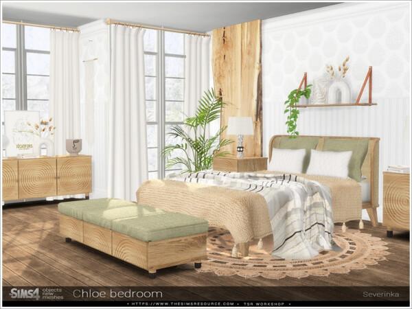 Chloe bedroom by Severinka from TSR