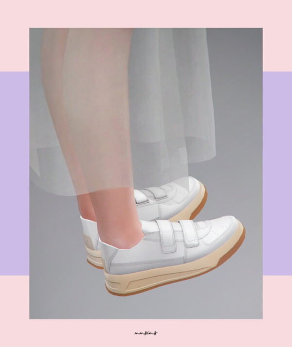Velcro Sneakers from MMSIMS