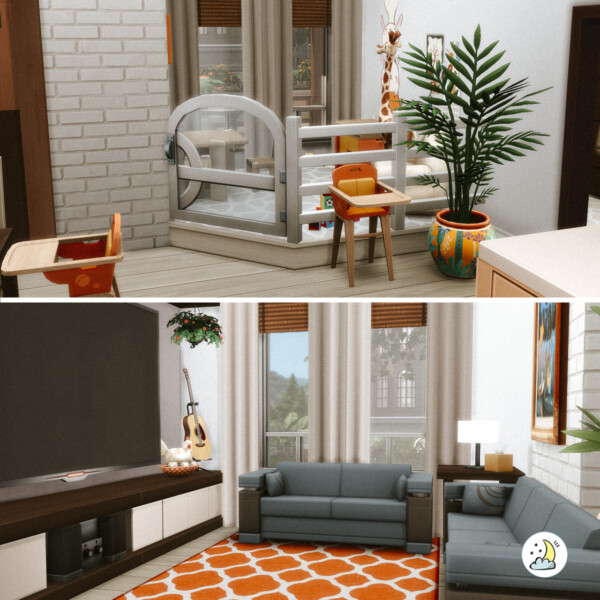 Family Home from Luna Sims