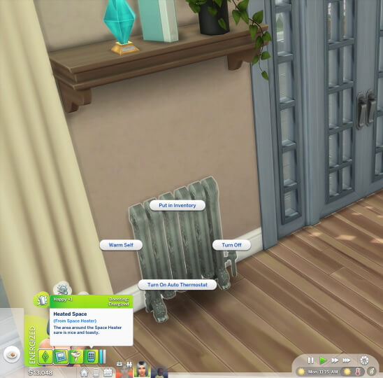 Vintage Radiator Heater by Teknikah from Mod The Sims
