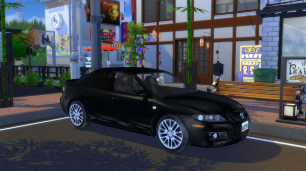 2006 Mazda 6 from Modern Crafter
