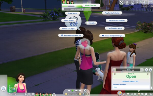 Tint Of Living Mod V1.0 by The1SailorEarth from Mod The Sims