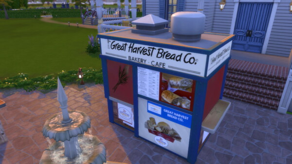 Great Harvest Bread Co Stand by ArLi1211 from Mod The Sims