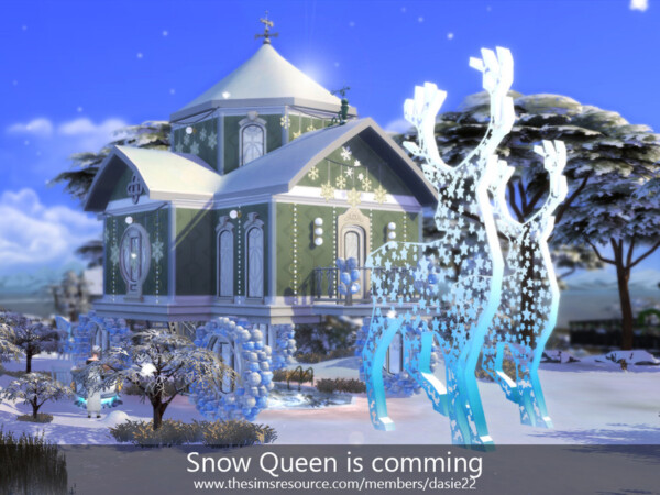 Snow Queen is comming bydasie2 from TSR
