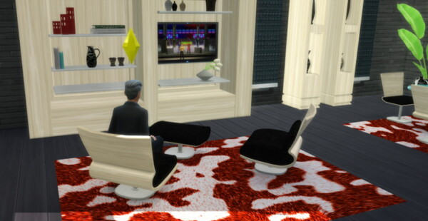 Georgio TV room from Lizzy Sims