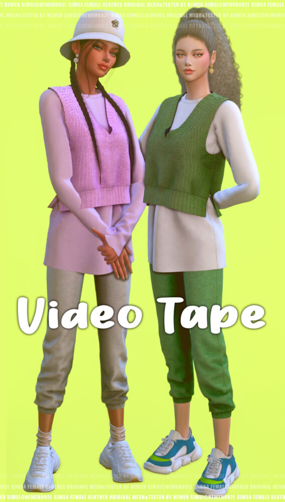 Video Tape Collection from Newen