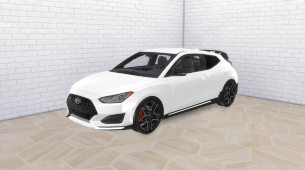 2020 Hyundai Veloster N from Modern Crafter